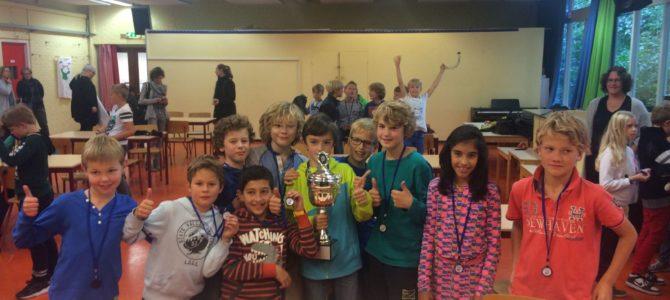 Basisschool schaakkampioenschappen 2016