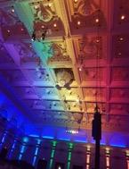 Waterwerken in het Concertgebouw